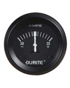 Ammeter +/- 60A Range