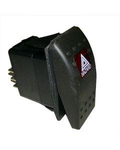 Contura II Complete Switch J4 Hazard Warning