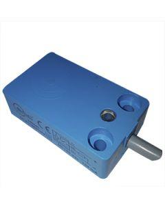 Inductive Proximity Sensor Rectangular Nominal 110Vdc Operation  2M PVC