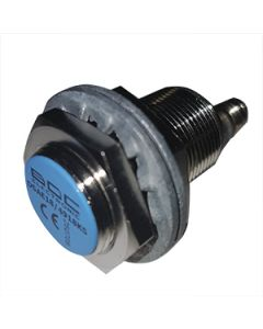 M18 3 Wire Inductive Short Body NPN N/C Connector 40Vdc