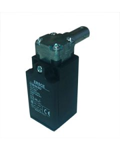 Limit switch small hinge actuated 1N/O & 1N/C slow action safety plastic body PG13.5