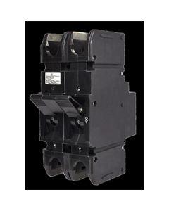 F Series High Current Circuit Breaker Single Pole 150A DC Medium 125Vdc Front Mount