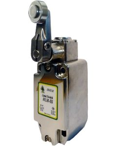 Atex limit Switch short roller lever 1N/C+1N/O 5M cable ATEX Stainless Steel