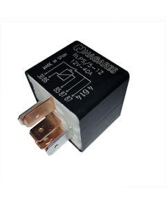 Nagares RLPS 40A N/O 12Vdc Double O/P Plugin