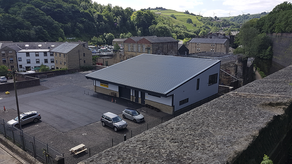 Pennine Components Ltd Headquarters